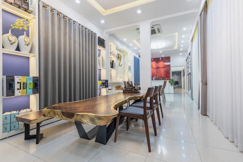 Rèm Cửa Modern Việt