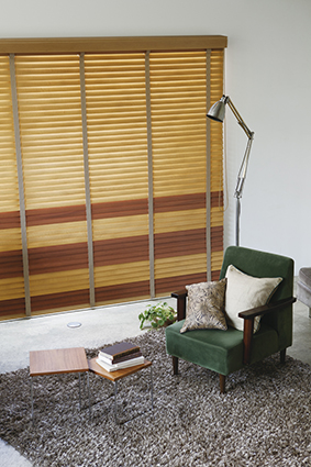 các mẫu rèm cửa đẹp -rèm gỗ